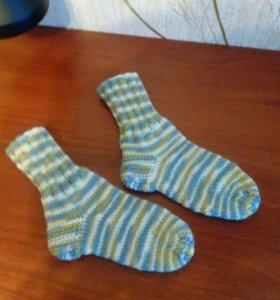 Носочки детские,ручное вязание
