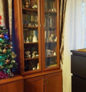 Книжный шкаф / шкаф для посуды / сервант / буфет