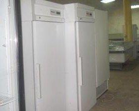 Шкаф холодильный с гл/ дверью Polair CM 107-S