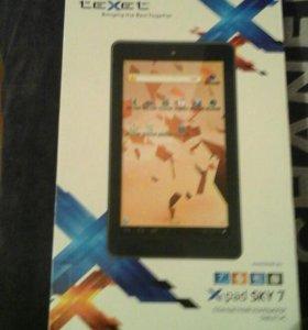 Texet x-pad sky 7 планшетный компьютер tablet pc