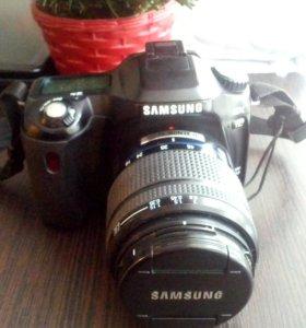 Фотоаппарат Samsung GX 1L зеркальный