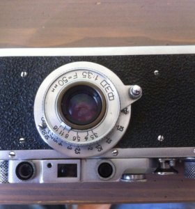 Фотоаппарат для ценителей старины