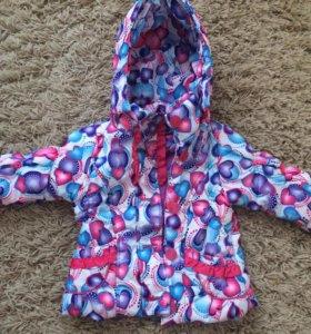 Куртка детская,демисезонная