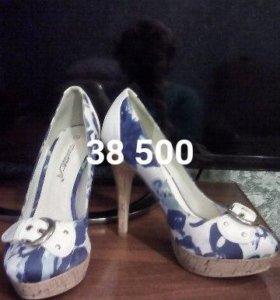 Туфли к новому году