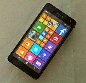 Microsoft lumia 585