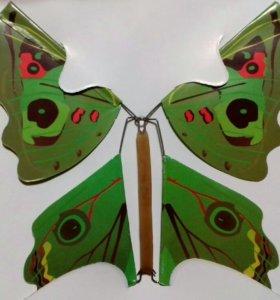 Бабочка летающая сюрприз