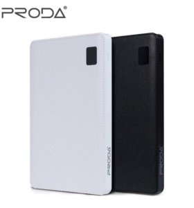 PRODA © Power Box Notebook 30000 mAh (4 USB)