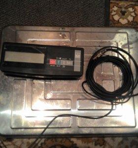Весы торговые ТВ-S-200.2