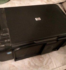 Принер-сканер hp CB730-64001