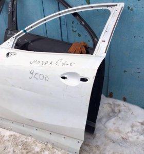 Левая передняя дверь Mazda cx-5