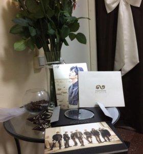 CD корейской группы Infiniti