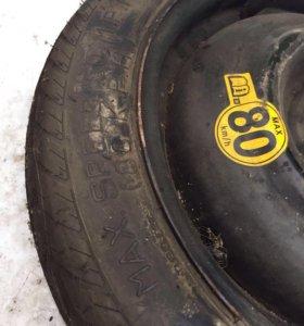 Докатка колесо r 15