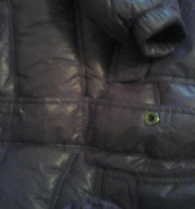 Куртка новая с этикеткой девочке на 152 рост