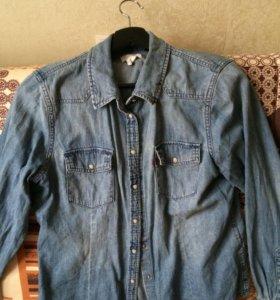 Рубашка левис размер L