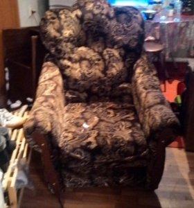 Кресло не раскладной
