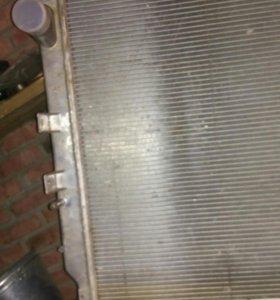 Радиатор на маз5440в9