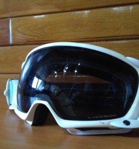 Продам сноубордическую маску K2 б/у,  торг