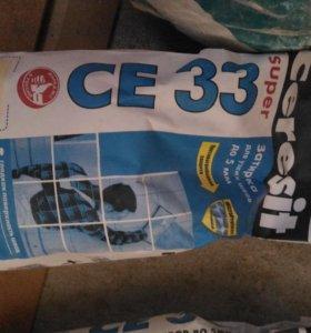 """затирка """"ceresit33"""" натура"""