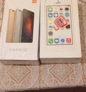 Apple iPhone 5s 16 Gb Новый