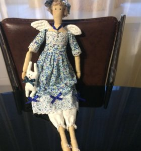 Эксклюзивная кукла hand made