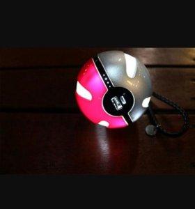 Pokeball Powerbank Зарядное устройство