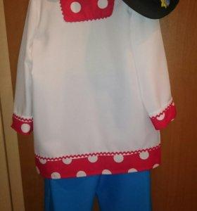 Детский костюм на праздники
