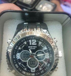 Новые 🕒 Водонепроницаемые фирменные часы