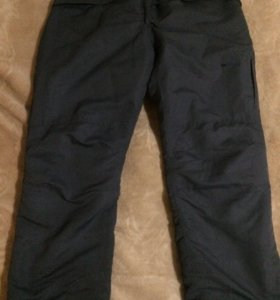 Утеплённые брюки на синтепоне, 60 р-р