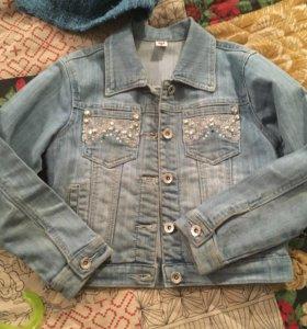 🌺Джинсовая куртка