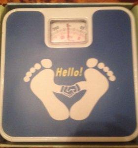 Весы напольные (механические)