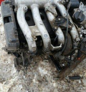 Мотор ВАЗ 1,6 16 кл.