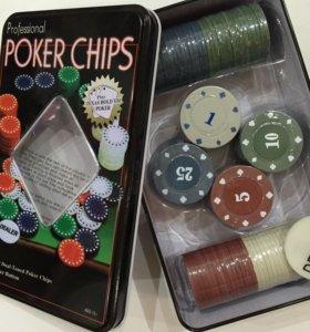 """Настольная игра """"Покер"""""""
