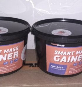 Протеин Smart Mass Gainer