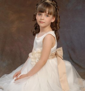 Праздничное платье!