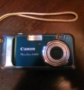 Фотоаппарат Canon PowerShot A460