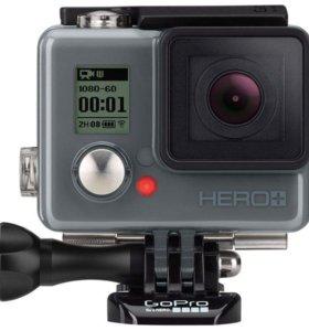 Экшн-камера GoPro Hero +