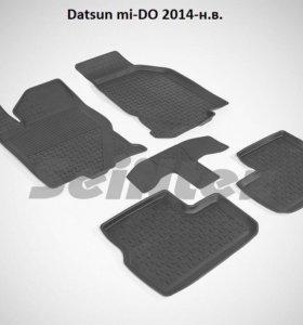 Автоковрики Datsun Mi-Do 2014- настоящее время