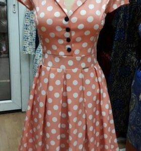 Платье новое,маломер