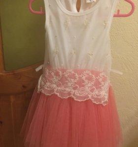 Нарядное платье для красотули