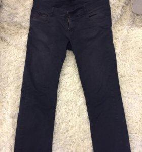 Мужские брюки-джинсы