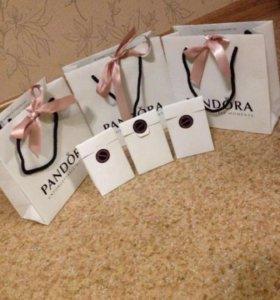 Pandora пакеты оригинал