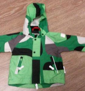 Куртка Ветровка Reima Tec
