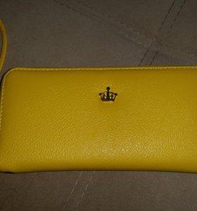Новый женский кошелёк-клатч