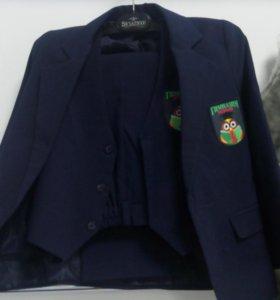 Школьный костюм 2-3 кл