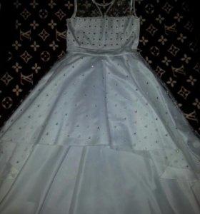 Платье бальное. Торг
