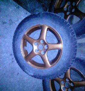 Колеса Р15