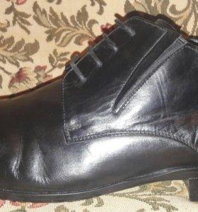 Отличные зимние ботинки Rihard
