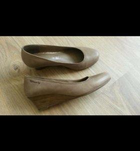 кожаный туфли