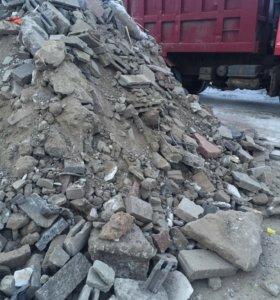 Бой кирпича ,бетона,блоков
