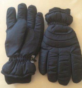 Перчатки мужские зимние новые thinsulate